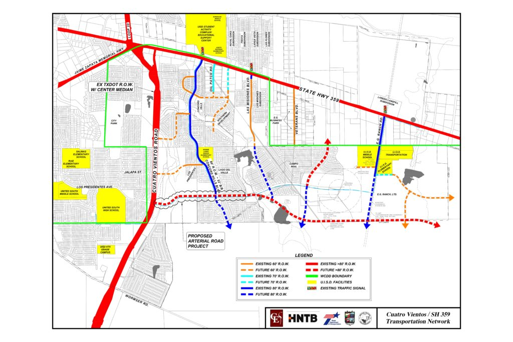 Cv Sh 359 Transportation Network